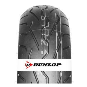 Dunlop D251 180/70 R16 77H Arrière, Honda vTx 1800